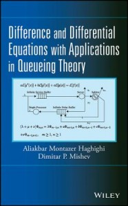 Difference and Differential Equations with Applications in Queueing Theory