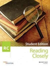 Reading Closely Student Handbook, Grades 6-12