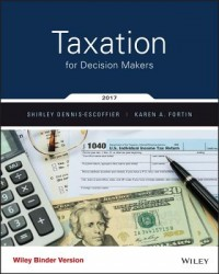 Taxation for Decision Makers, Binder Ready Version