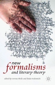 New Formalisms and Literary Theory