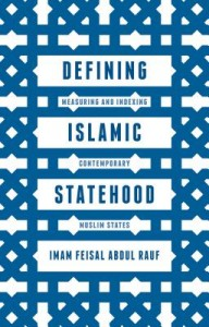 Defining Islamic Statehood