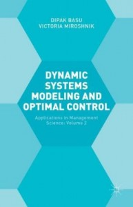 Dynamic Systems Modeling and Optimal Control