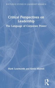 Critical Perspectives on Leadership