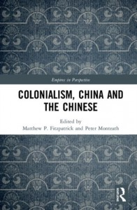 Colonialism, China and the Chinese