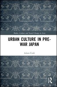 Urban Culture in Pre-War Japan