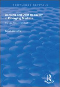 Banking and Debt Recovery in Emerging Markets