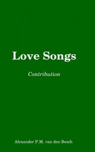 Love Songs - Contribution