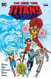 New Teen Titans Volume 9