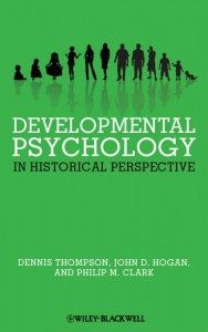 Developmental Psychology in Historical Perspective