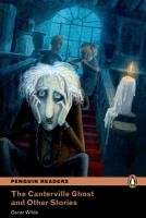 Canterville Ghost and Other Stories (W/Audio), The, Level 4, Pearson English Readers