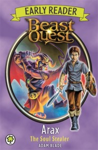 Beast Quest Early Reader: Arax the Soul Stealer