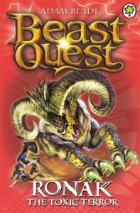 Beast Quest: Ronak the Toxic Terror