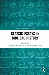 Classic Essays in Biblical History
