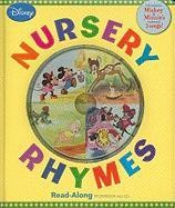 DISNEY NURSERY RHYMES READALONG STORYBOO