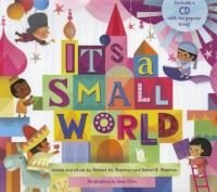 DISNEY PARKS PRESENTS ITS A SMALL WORLD