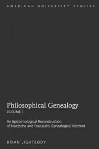 Philosophical Genealogy- Volume I