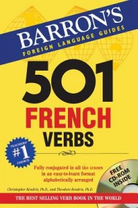 501 French Verbs