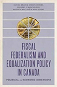 Fiscal Federalism and Equalization Policy in Canada