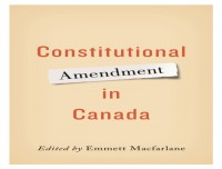 Constitutional Amendment in Canada