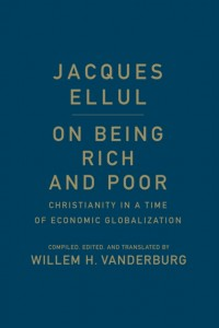 On Being Rich and Poor