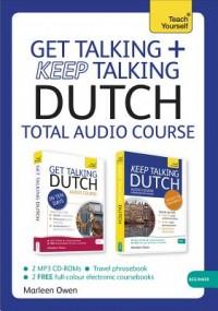 Teach Yourself Get Talking + Keep Talking Dutch