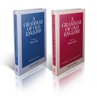 A Grammar of Old English, 2 Volume Set