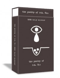 Poetry of r.h. Sin 2020 Deluxe Day-to-Day Calendar