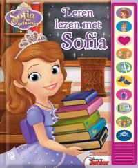 Disney Lern lezen met Sofia het Prinsesje geluidenboek