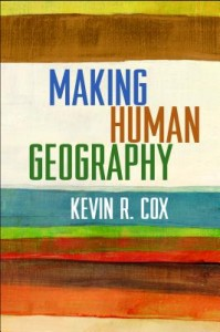 Making Human Geography