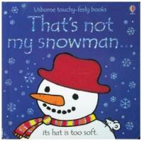 That's not my snowman...