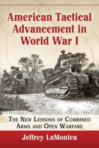 American Tactical Advancement in World War I