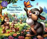 DISNEY BUNNIES THUMPERS HOPPY HOME