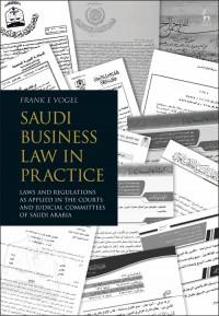 Saudi Business Law in Practice