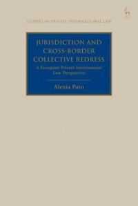 Jurisdiction and Cross-Border Collective Redress