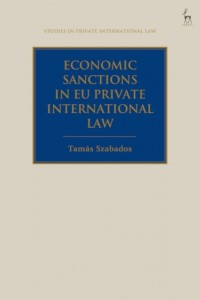 Economic Sanctions in EU Private International Law