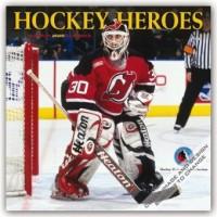 Hockey Heroes - Helden des Eishockeys 2020 - 16-Monatskalender