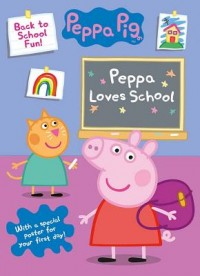 Peppa Pig Peppa Loves School