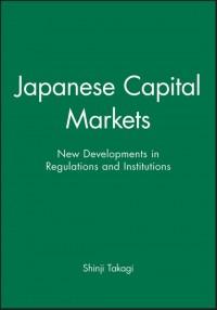 Japanese Capital Markets