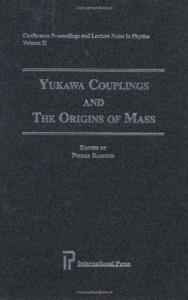 Yukawa Couplings & the Origins of Mass