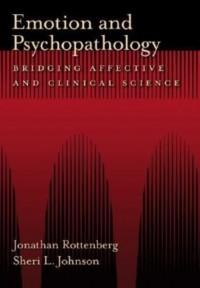 Emotion and Psychopathology