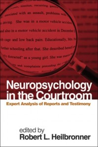 Neuropsychology in the Courtroom