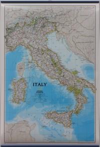 Italië gepl. geplastificeerd met latjes