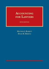 Accounting for Lawyers