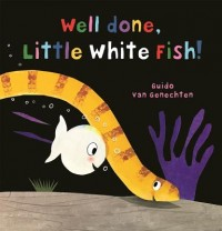 Well done, little white fish