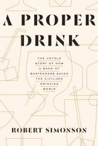 A Proper Drink