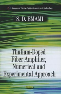 Thulium-Doped Fiber Amplifier, Numerical and Experimental Approach