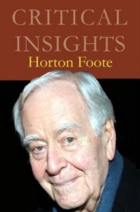 Critical Insights Horton Foote