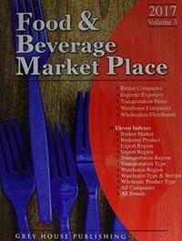 Food & Beverage Market Place, 2017