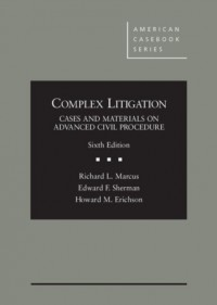 Complex Litigation