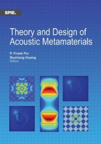 Theory and Design of Acoustic Metamaterials